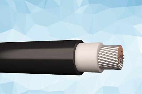 H1Z2Z2-K TECSUN 1 kV PV kable til solcelleanlæg iht. EN 50618