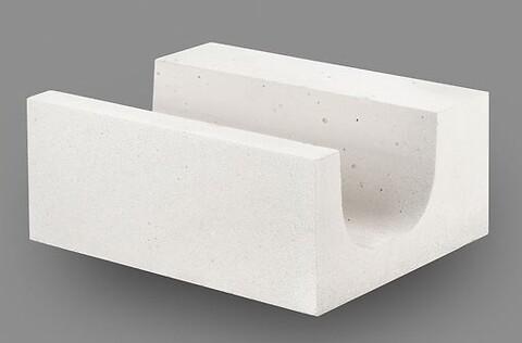 bauroc U-BLOKKE - til støbning af betonbindere til afstivning og forstærkning