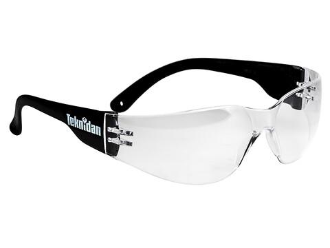 Sikkerhedsbrille KLAR TEKSAFE 12STK/PK