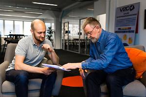 bygherrerådgiver v2c projekteringsledelse økonomi budget byggeledelse henry høitbjerg