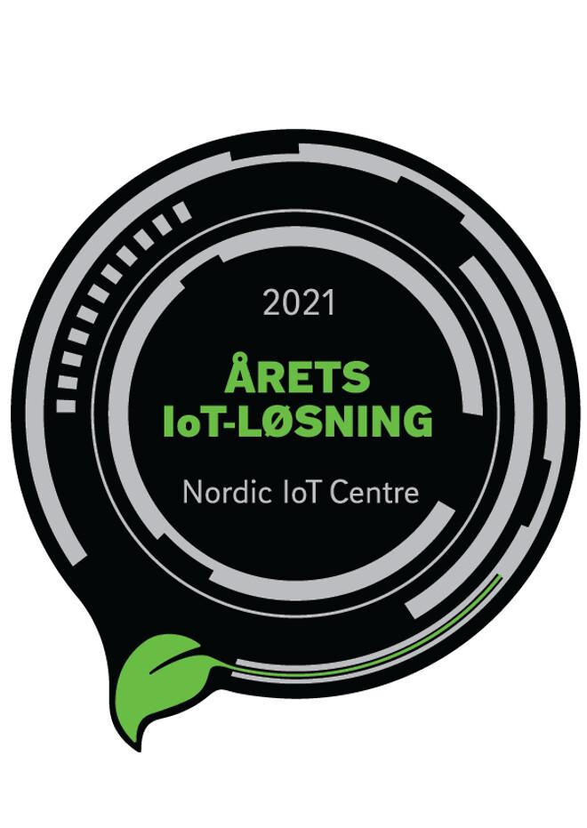 Årets IoT-løsning kåres første gang i 2021.