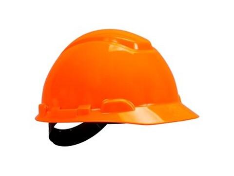 Sikkerhedshjelm H-700 standard orange - 3M