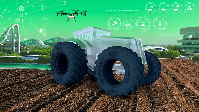 VF-technology\nVF-teknologi \nBKT-Tires Gripen Wheels