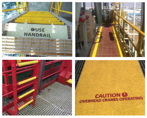 Rubberstyle har et bredt utvalg av anti-skli produkter til trapper og gangveier