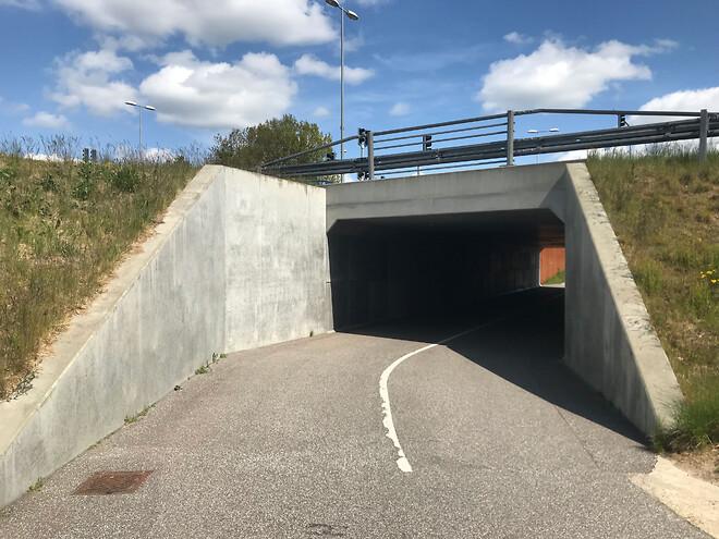 Fire tunneller i Herning er blevet renset fri for graffiti