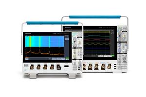 prisvärda MDO- och MSO-oscilloskop från Tektronix, 3-serie, 4-serie