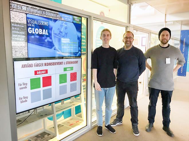 Sun Labs och Nodd i samarbete kring digital signage-lösning.