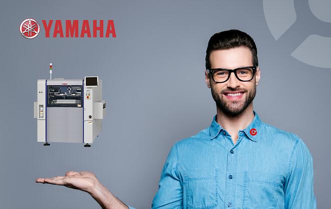 YAMAHA Screen Printer YSP10 fra CORE-emt A/S