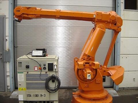 ABB robot IRB6400 S4C 120kg/3.0m M2000 FYND!!!