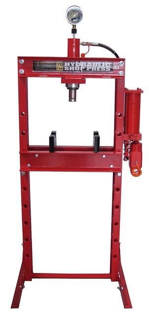 Luft hydraulisk presse 20T
