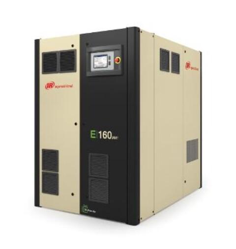 Oljefri tryckluft - Nya E-serien från Ingersoll Rand