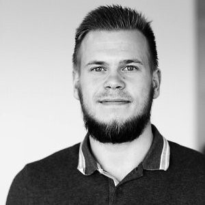 Jonas Schütt Henriksen Salgsingeniør Centrum Pæle