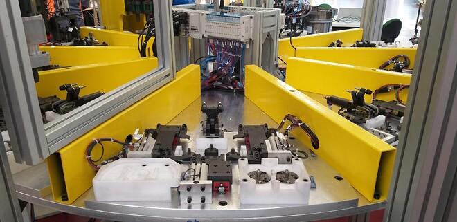DMC Automation och SMC:s trådlösa styrsystem
