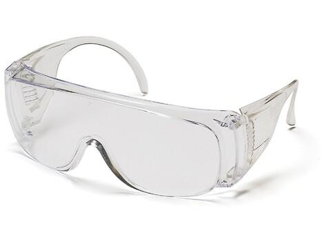 Sikkerhedsbrille solo klar pyramex