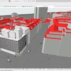 Archicad screendump af Holsøe Arkitekter