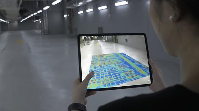 KmK levererar proseqs utrusning med AR-teknik