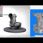 3D-mätning, 3D-scanning, 3D-scanner, lasermätning