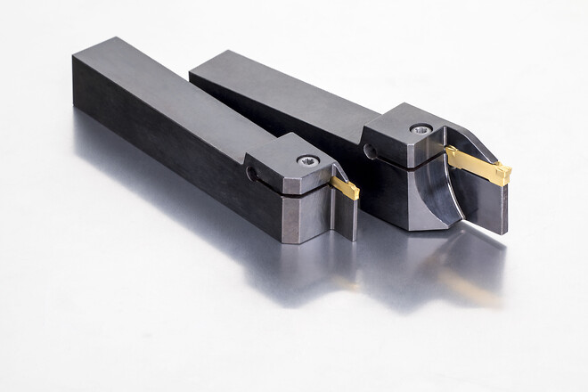 De nya GL-artiklarna erbjuder tillverkning av små detaljer och spårning med ett kortare överhäng.
