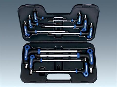 Am-pro torx-nøgler med t-greb