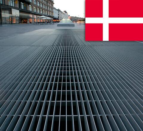 Dansk producerede riste