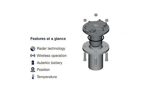 RODAN - Wireless Silo Sensor fra Rosenberger