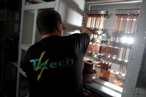 Fordelingstavler hos Titech Electric A/S