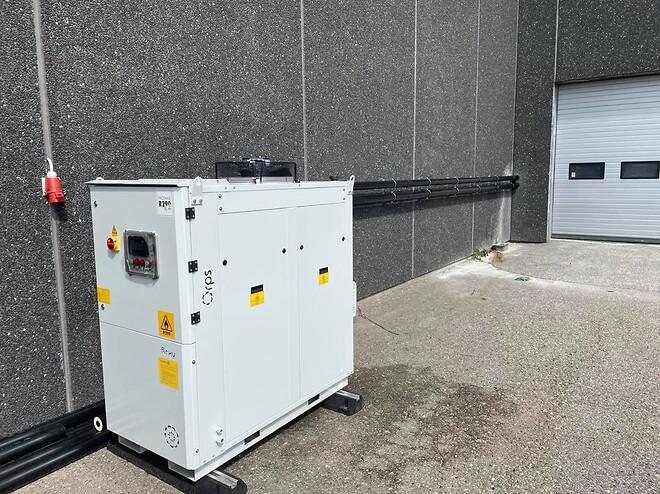 Propan R290 Køleanlæg