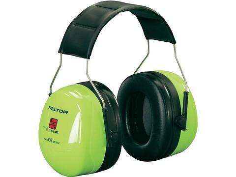 Høreværn peltor optime iii - hi-viz - 3M