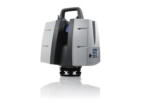 Laserscanner Leica Scanstation P40
