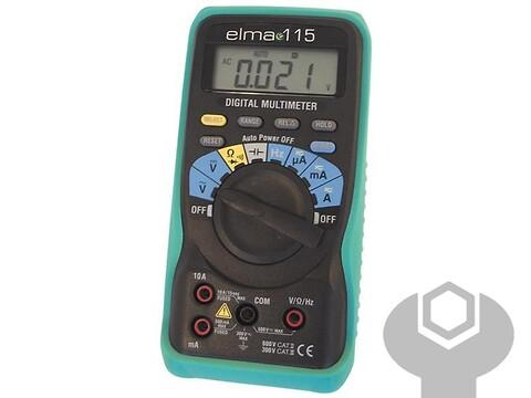 Multimeterdigital 115 elma