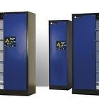 SafeStore skabe til opbevaring af lithium-ion-batterier