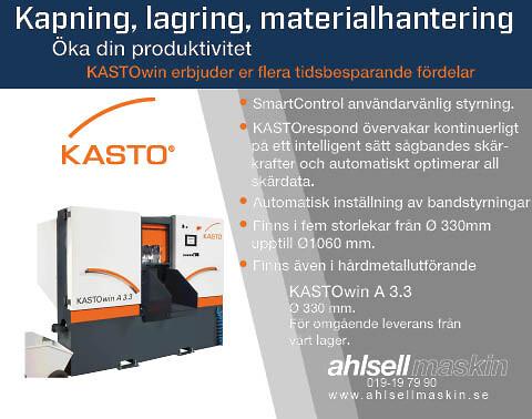KASTO KASTOwin A 3.3 2018