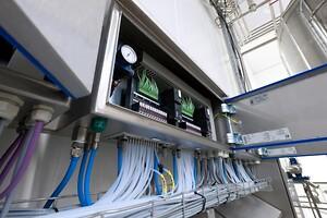 Procespaneler, ventilskabe og I/O-bokse