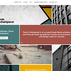 Dansk-Arkitektpanel-website
