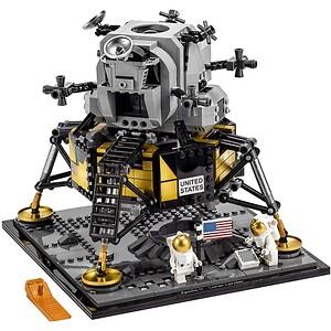 Kig forbi stand G5870 og vind NASA Apollo 11 - månelandingsfartøj fra LEGO