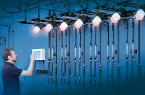 Betjening af Hycleen Automation System