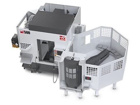 HAAS Automation, Inc. UMC-500 med 16 palletter