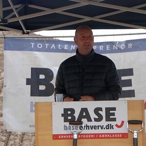 Normal, Kasper Glyngø, borgmester i Hedensted
