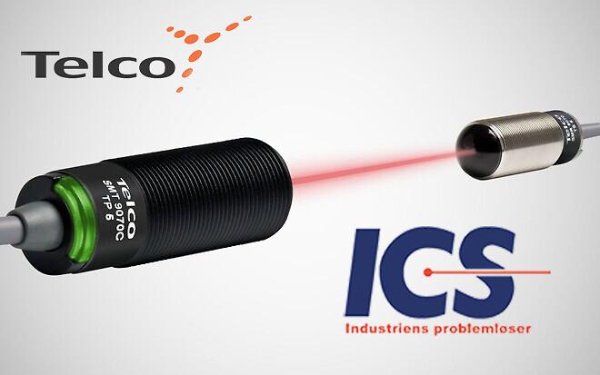 telco ics fotocelle sensor damp vand kulde fugt støv vibrationer