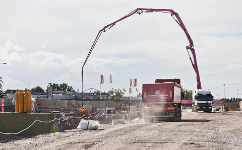HCS tilbyder komplette affaldsløsninger til byggepladser - HCS tilbyder komplette affaldsløsninger til byggepladser