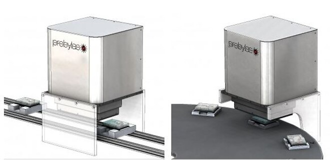 Lasersvetsning plast inline
