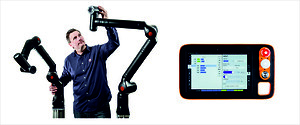 robot cobot\nkassow \nonrobot\nsolectro\nautomation \nproduction\nproduktion\nprocess