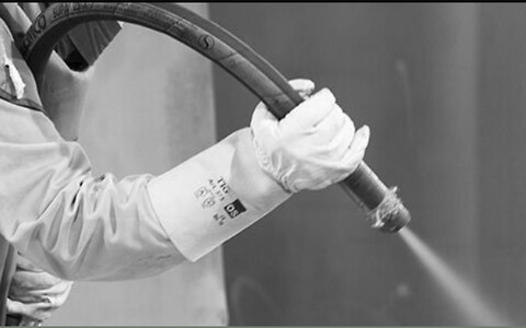 Glasblæsning af rustfri stål- og aluminium i døgndrift - Glasblæsning af rustfri stål- og aluminium i døgndrift