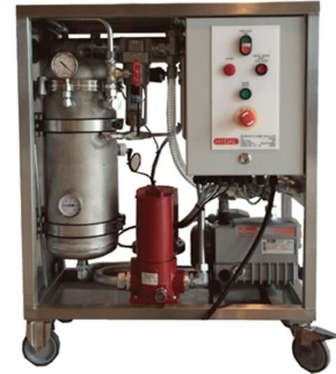 DWU (De-Watering Unit)