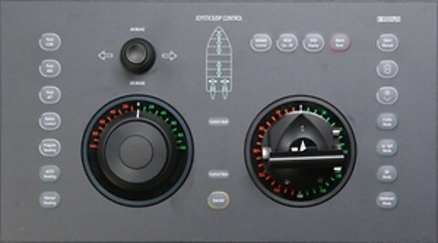 Joystick / Dynamic Positioning-system - joystick dp