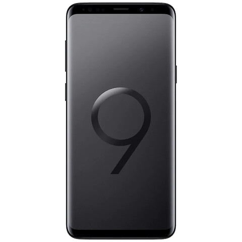 Samsung galaxy S9 plus 64GB (sort) - grade b - mobiltelefon