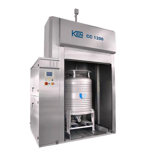 KEN CC 1200/1300 - Hurtig og effektiv vask