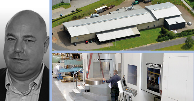 Ny produktionschef og investeringer i fabrikken i Randers