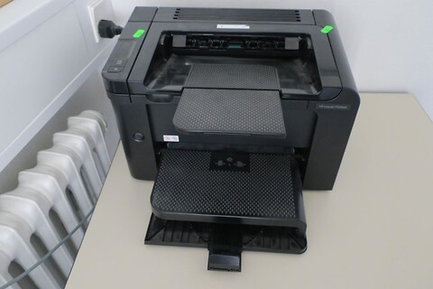 Printer hp laserjet P1606dn
