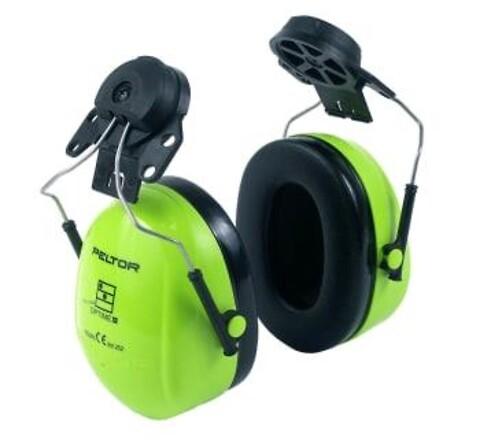 Optime 2 hjelm hiviz